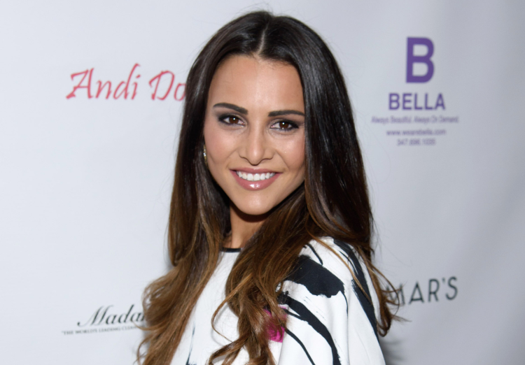 NEW YORK, NY - AUGUST 13:  Andi Dorfman attends the Resident Magazine Celebrates August 2015 Cover Featuring Andi Dorfman  at Omar's on August 13, 2015 in New York City.  (Photo by Dave Kotinsky/Getty Images)