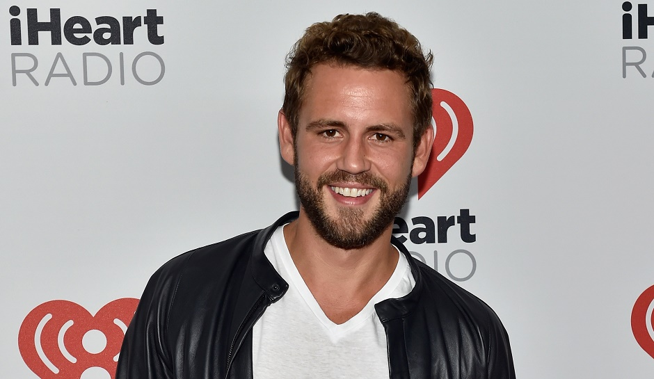LAS VEGAS, NV - SEPTEMBER 18:  Reality television personality Nick Viall attends the 2015 iHeartRadio Music Festival at MGM Grand Garden Arena on September 18, 2015 in Las Vegas, Nevada.  (Photo by David Becker/Getty Images for iHeartMedia)