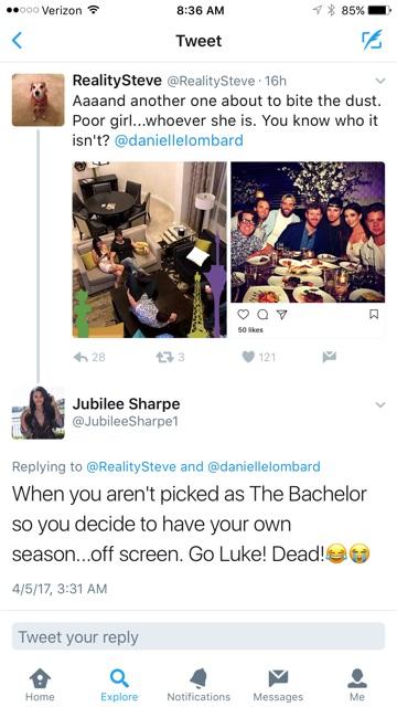 JubileeTweet