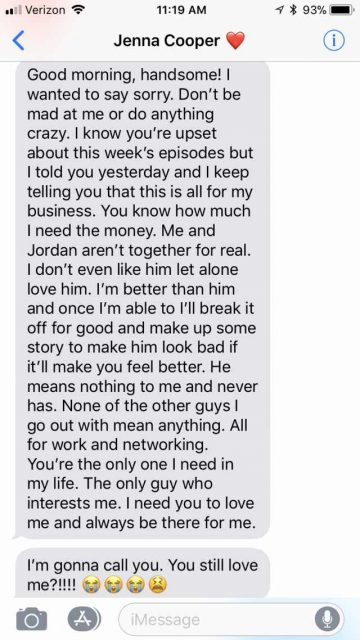 """A """"Bachelor in Paradise"""" Fraud & Episode 5 of the """"He Said"""