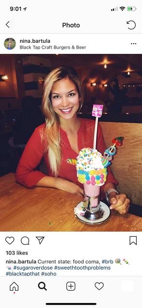 Bachelor 23 - Nina Bartula - Discussion - *Sleuthing Spoilers* Nina2