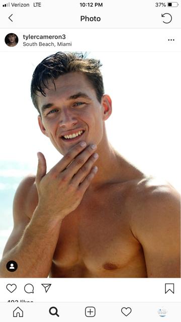 Bachelorette 15 - Tyler Cameron - **Sleuthing Spoilers** TylerC1